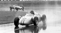 Dan Gurney - Porsche 718 - GP England 1961 - Aintree