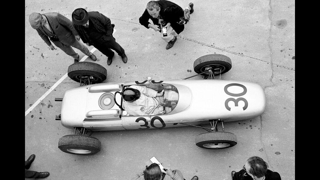 Dan Gurney - Porsche 804 (1962) - Motorsport