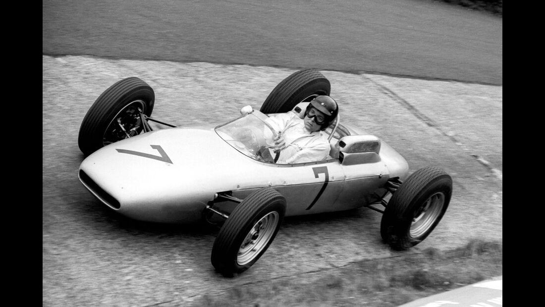 Dan Gurney - Porsche 804 (1962) - Nürburgring 1962