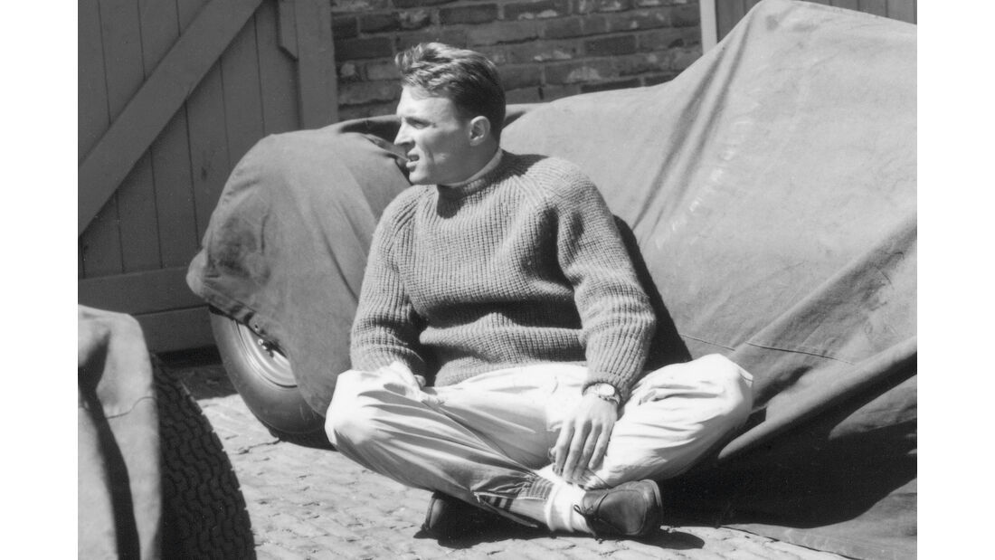 Dan Gurney - Porträt