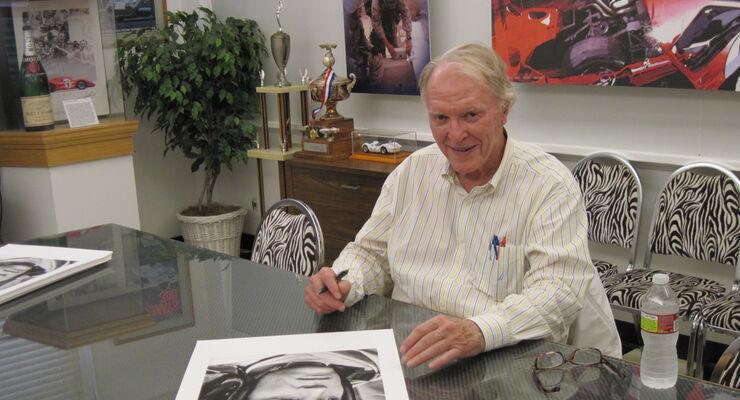 Dan Gurney, Portrait