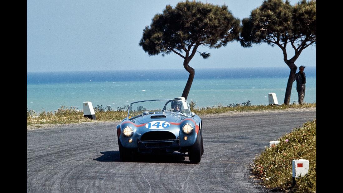 Dan Gurney - Targa Floria 1964 - Shelby Cobra
