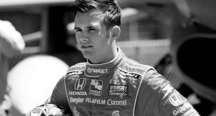 Dan Wheldon Indycar 2011 Las Vegas