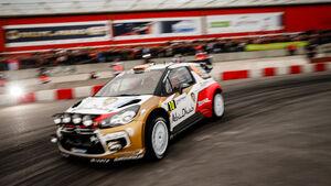 Dani Sordo - Citroen - Rallye Frankreich 2013
