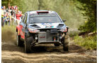 Dani Sordo - Rallye Finnland 2015