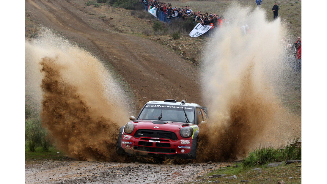Dani Sordo Rallye Portugal 2012