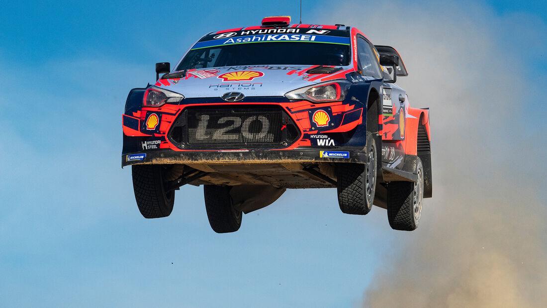 Dani Sordo - Rallye Sardinien 2019
