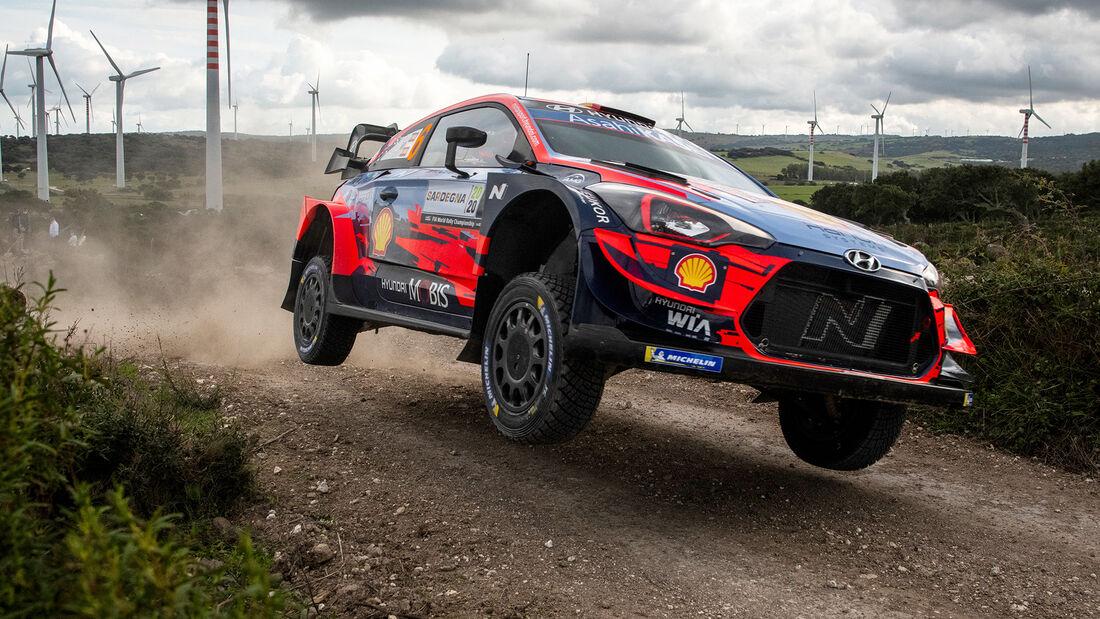 Dani Sordo - Rallye Sardinien 2020