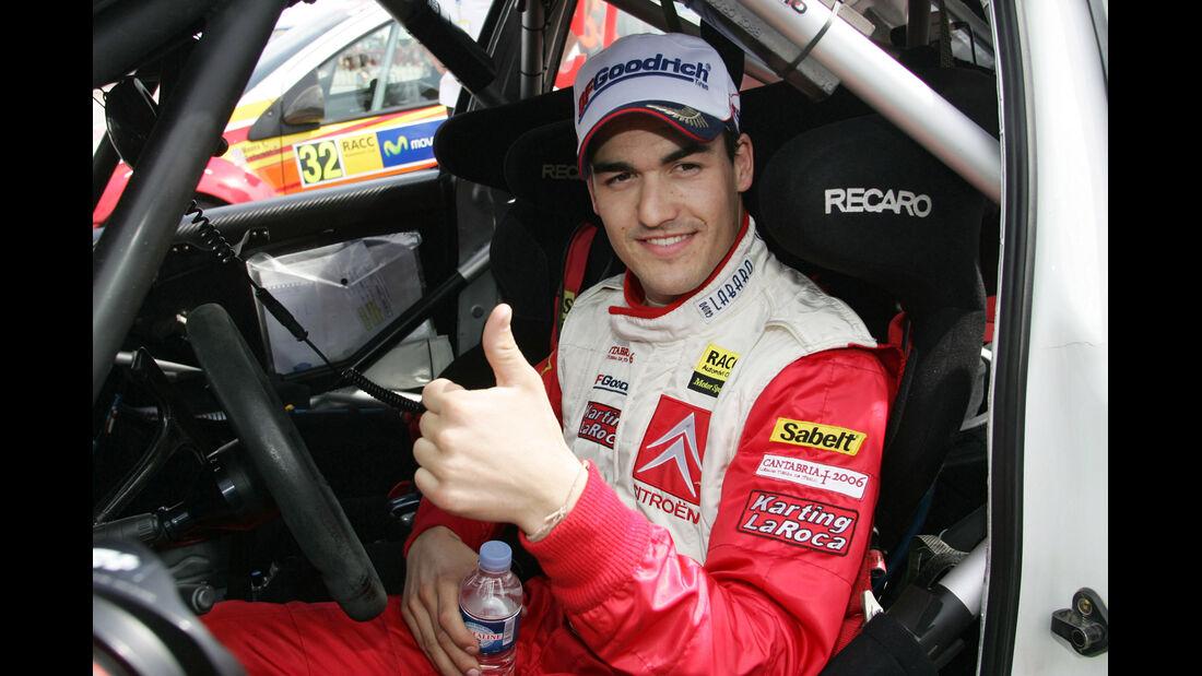 Dani Sordo - WRC