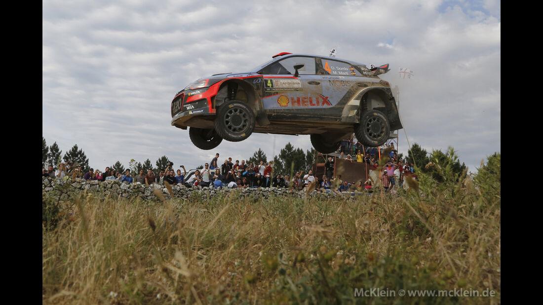 Dani Sordo - WRC - Rallye Italien 2016