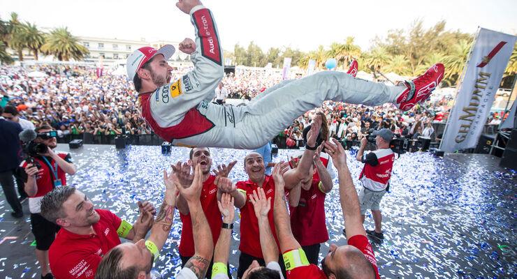 Daniel Abt - Audi - Formel E - eprix - Mexiko 2018