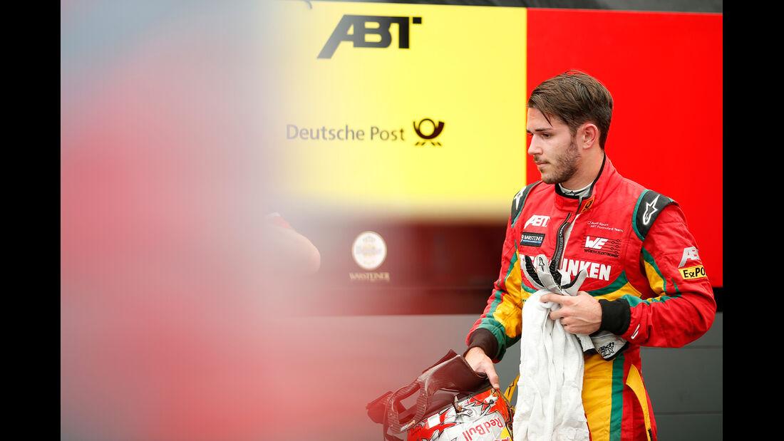 Daniel Abt - Formel E - Buenos Aires - Argentinien - 2015