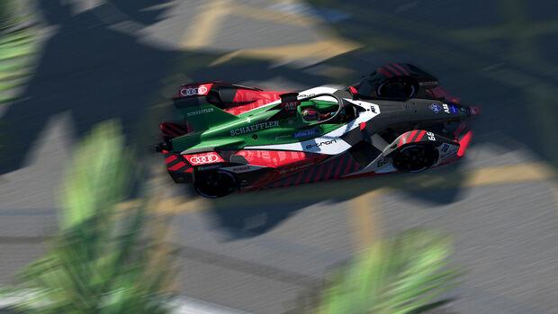 Daniel Abt - Formel E Race at Home Challenge