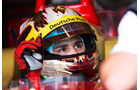 Daniel Abt - Formel E-Test - Donington - 07/2014