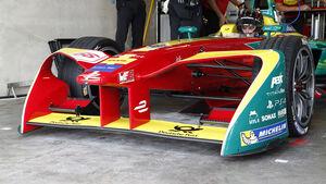 Daniel Abt - Schaeffler - Formel E Test - Donington - 2016