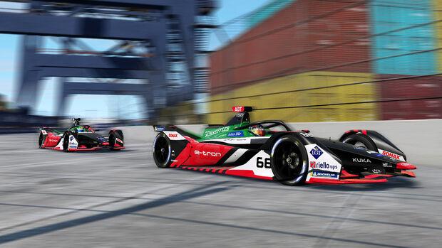 Daniel Abt - Simracing - Formel E - 2020