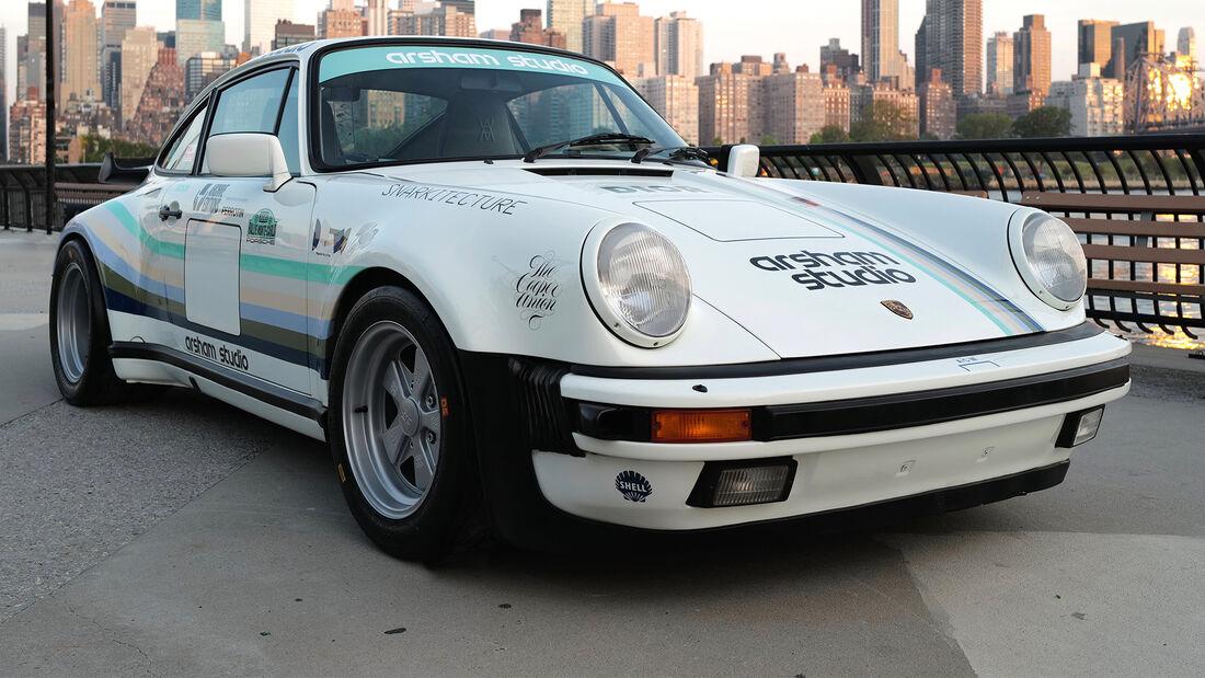 Daniel Arsham Porsche 911 Turbo 930A