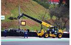 Daniel Juncadella - Force India - Formel 1 - GP Brasilien- 7. November 2014