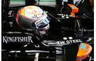 Daniel Juncadella - Force India - Formel 1 - GP Brasilien- 7. November 2014