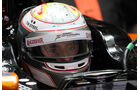 Daniel Juncadella - Force India - Formel 1 - Jerez - Test - 30. Januar 2014