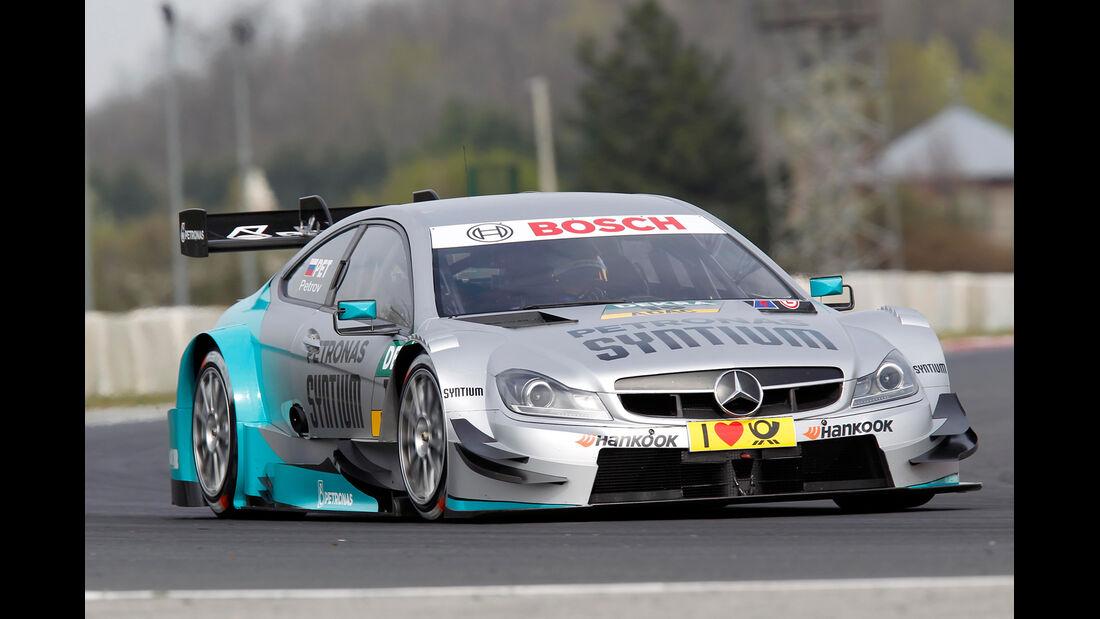 Daniel Juncadella - Mercedes AMG DTM C-Coupé - DTM 2014