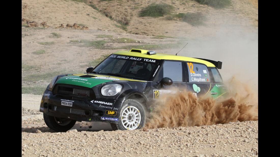 Daniel Oliveira - Rallye Jordanien 2011
