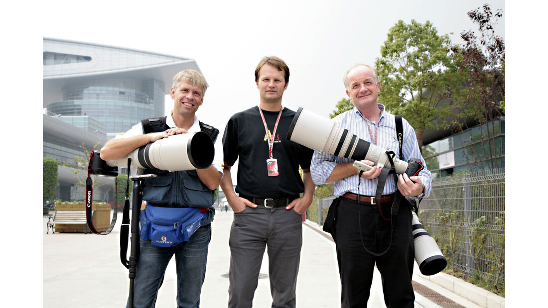Daniel Reinhard, Michael Schmidt & Wolfgang Wilhelm