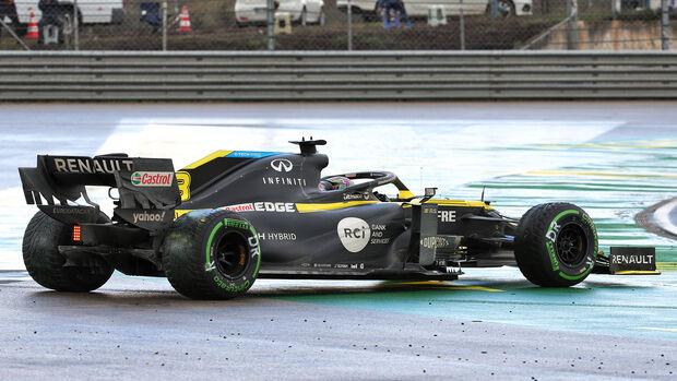 Daniel Riccciardo - Renault - GP Türkei 2020 - Istanbul - Rennen