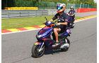 Daniel Ricciardo - Bikes der F1-Piloten