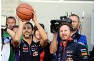 Daniel Ricciardo - Christian Horner - Formel 1 - GP USA - 1. November 2014