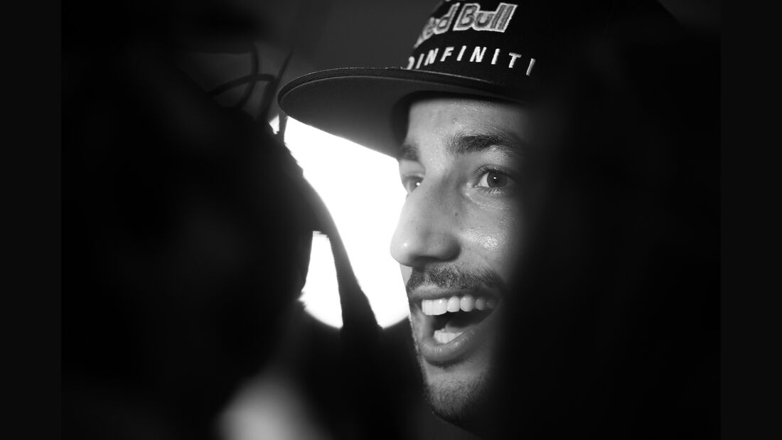 Daniel Ricciardo - Danis Bilderkiste - GP Abu Dhabi 2015