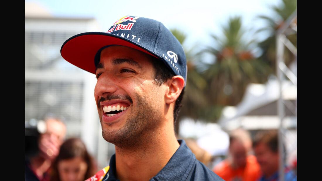 Daniel Ricciardo - Formel 1 2015