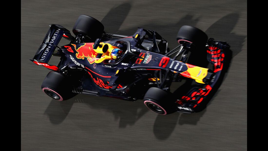 Daniel Ricciardo - Formel 1 - GP Abu Dhabi 2018