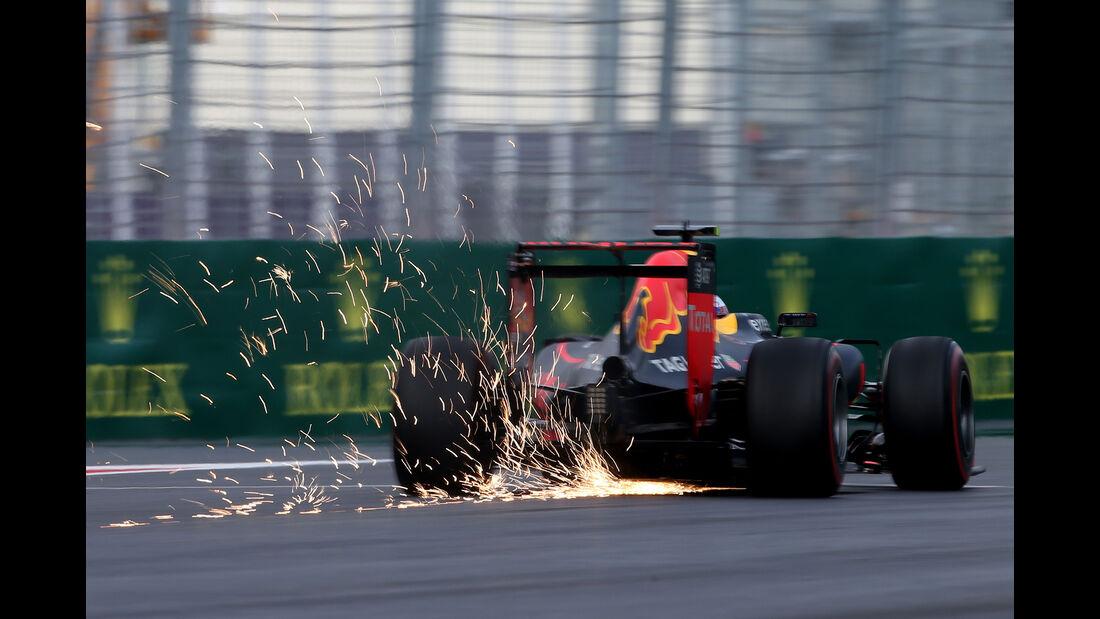 Daniel Ricciardo - Formel 1 - GP Aserbaidschan 2016