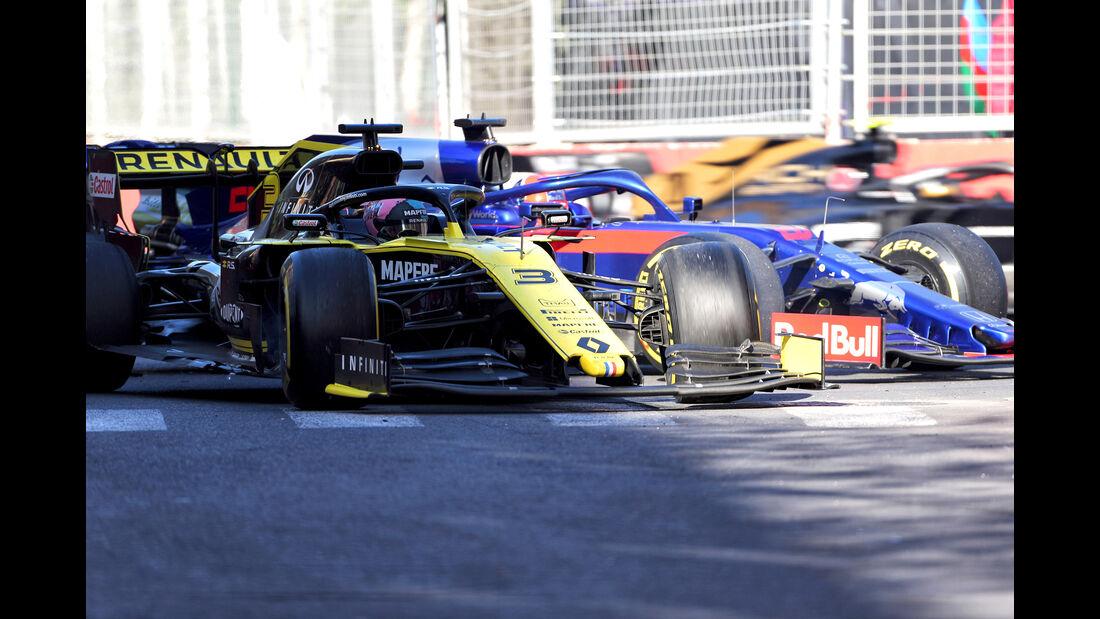 Daniel Ricciardo - Formel 1 - GP Aserbaidschan 2019