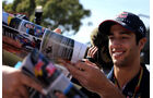 Daniel Ricciardo - Formel 1 - GP Australien - 13. März 2014