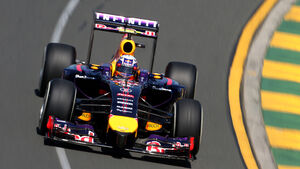 Daniel Ricciardo - Formel 1 - GP Australien - 14. März 2014