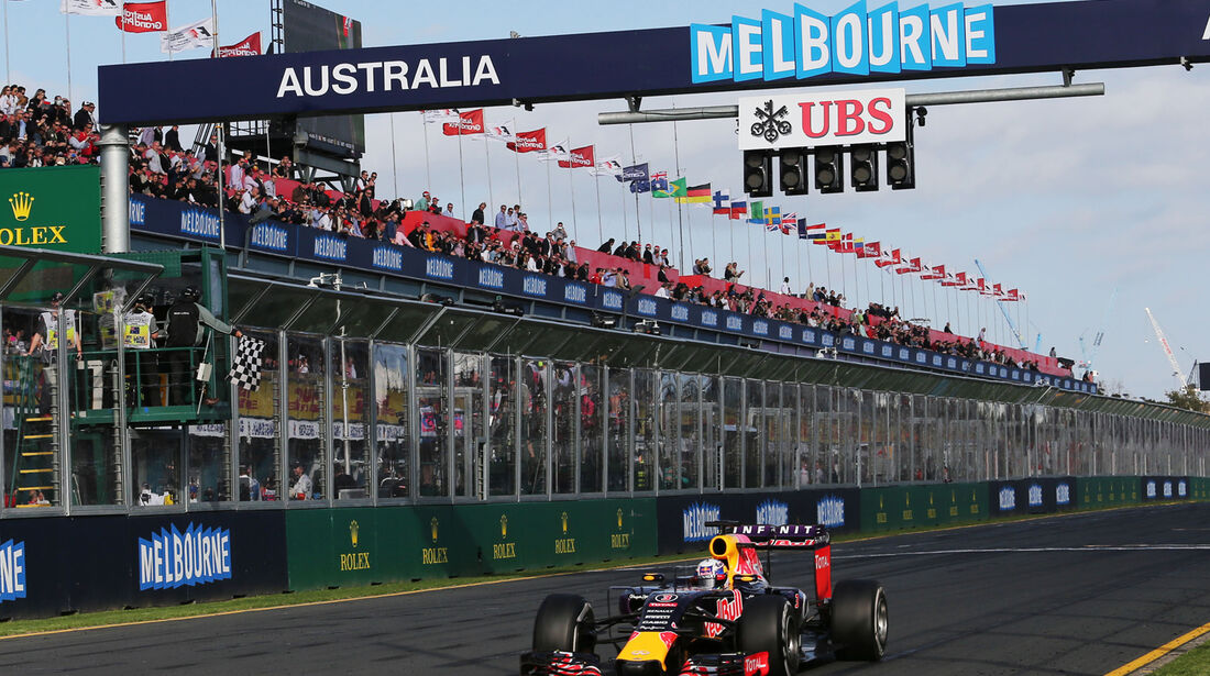 Daniel Ricciardo - Formel 1 - GP Australien 2015