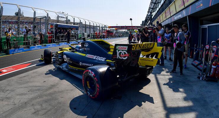 Daniel Ricciardo - Formel 1 - GP Australien 2019
