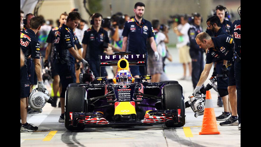 Daniel Ricciardo - Formel 1 - GP Bahrain 2015