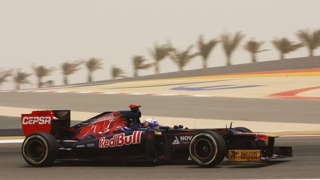 Daniel Ricciardo - Formel 1 - GP Bahrain - 21. April 2012
