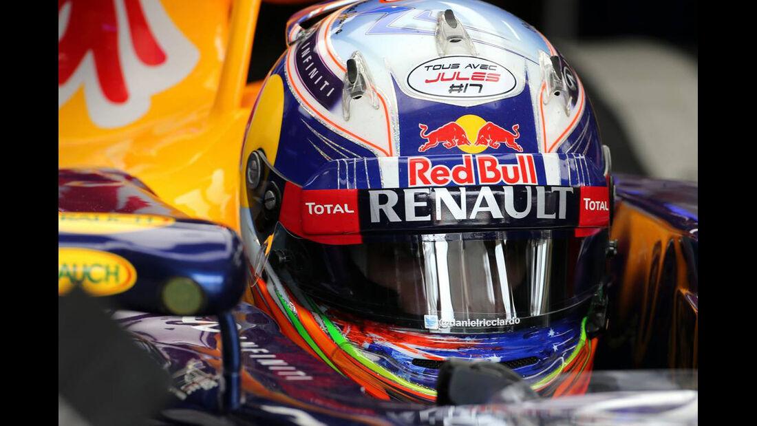 Daniel Ricciardo - Formel 1 - GP Brasilien- 7. November 2014