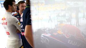 Daniel Ricciardo - Formel 1 - GP Brasilien - 8. November 2014