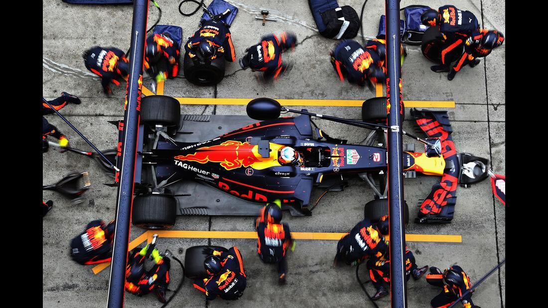 Daniel Ricciardo - Formel 1 - GP China 2017
