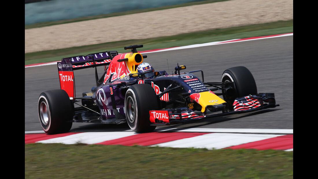Daniel Ricciardo - Formel 1 - GP China - Shanghai - 10. April 2015