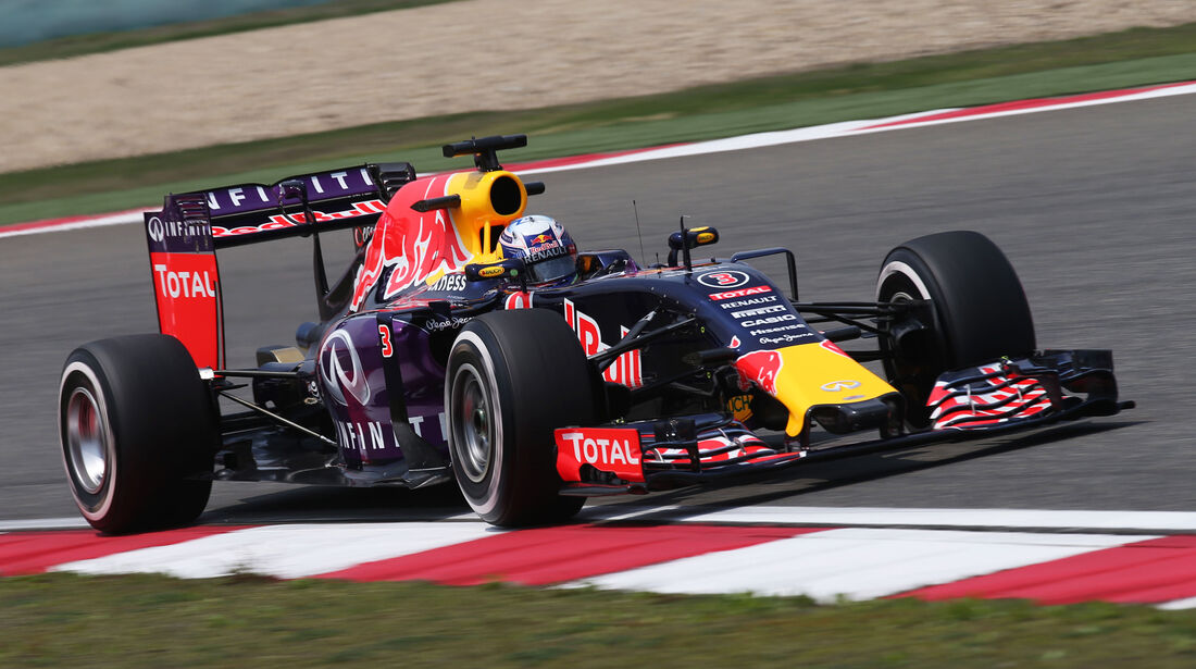 Daniel Ricciardo - Formel 1 - GP China - Shanghai - 10. April 2015