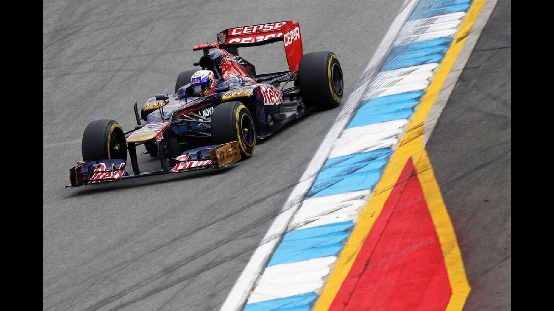 Daniel Ricciardo - Formel 1 - GP Deutschland - 21. Juli 2012