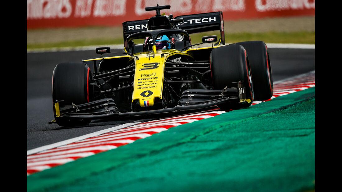 Daniel Ricciardo - Formel 1  - GP Japan 2019