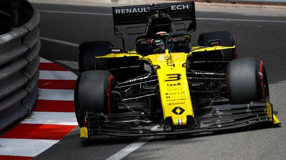 Daniel Ricciardo - Formel 1 - GP Monaco 2019
