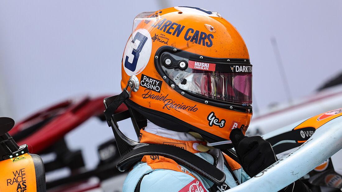 Daniel Ricciardo - Formel 1 - GP Monaco 2021